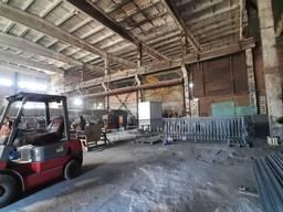 Производственная база 5. 000 метров Малиновский район.