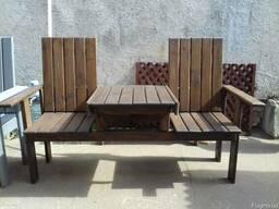 Продается садовая мебель в наличие.