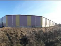 Продается складской комплекс 15 000 кв. м. 6 км Овидиопольской дороги