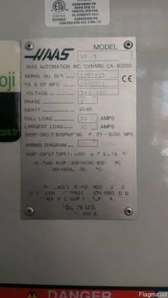 Продается станок вертикально-фрезерный Станок HAA 5 VF-3-201