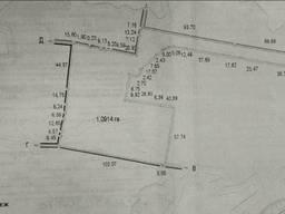 Продам фасаднай Участок 1.1 га. , расположенный на улице Ильфа и Петрова.
