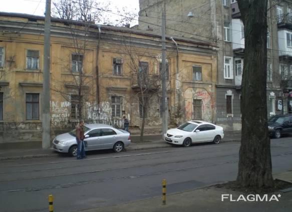 Здание (пятно застройки) ул. Старопортофранковская
