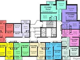 Продам 1-комн. квартиру в НОВОМ доме в ЖК Мандарин