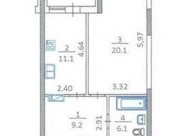 Продам 1-комнатную квартиру по ул. Драгоманова 2-Б.