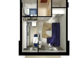 Продам 1 комнатную квартиру - заплати 50% и стань новоселом