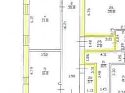 Продам 160м в новостройке центр м. Бекетова 380в отдельный вход