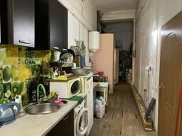 Продам 3 комнаты в выделенной коммуне, центр города. Троицкая - Канатная