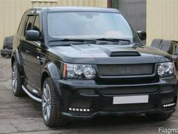 Продам аэродинамический обвес Range Rover Sport 2010-2012
