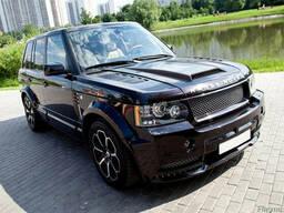 Продам аэродинамический обвес для Range Rover Vogue 2012