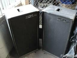 Продам акустическую систему Vermona, колонки, усилитель