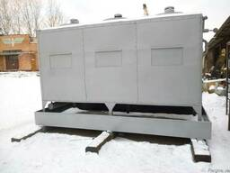 Продам аммиачный испарительный конденсатор ИК-125