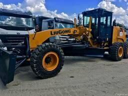 Продам автогрейдер LiuGong 4165