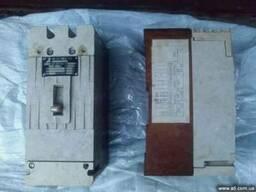Продам Автоматические выключатели А3776 БР-40а~380V -1994г