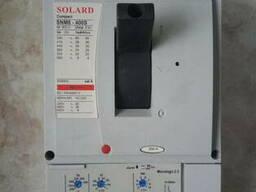 Продам автоматический выключатель SNM8-400S 200-400A Solard