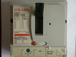 Продам автоматический выключатель SNM8-225S 70-100A Solard