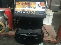 Продам автоматическую кофеварку Monopak vapore бу
