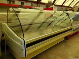 Продам б\у холодильных витрин Cold (Польша) длиной – 2,05