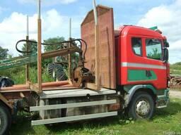 Продам б/у лесовоз - Scania R144 GB, 1999- 04- 30 Литва