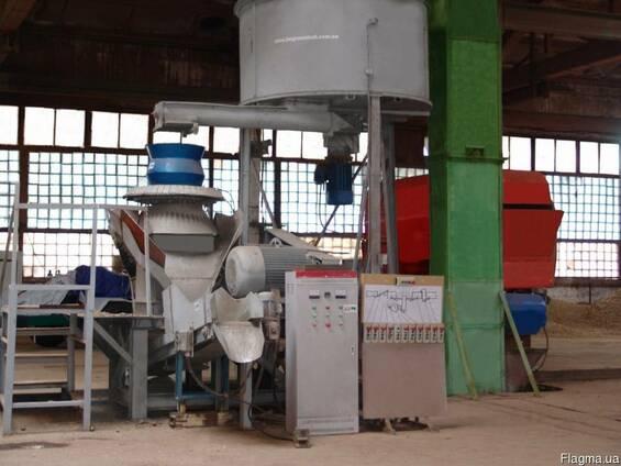 Продам бизнес оборудование для производства брикетов