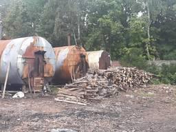 Продам Куплю бизнес по производству древесного угля, углевыжигательные печи