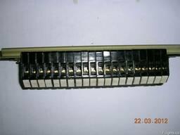 Продам блок зажимов БЗН18-25-20 и БЗН 23-10м