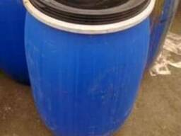 Продам Бочки б/у пластиковые - 110 - 120л. обруч