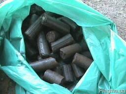 Продам брикет из бурого угля