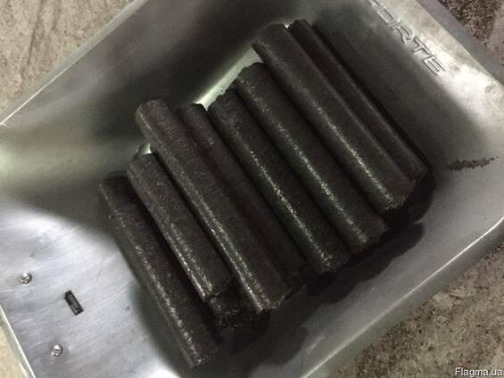 Продам брикеты из лузги подсолнечника
