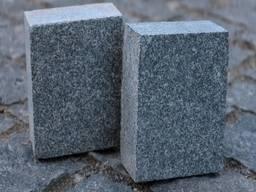 Брусчатка из гранитного камня