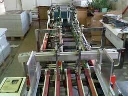 Продам БУ фальцесклейку на одну точку Victoria ZH-800 - фото 2
