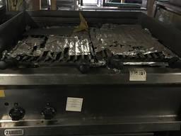 Продам бу гриль-лава Zanussi MGV/E2 для ресторана, бара, фас