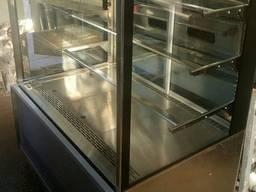Продам бу холодильную витрину Бордо ВХС-1, 25 с гарантией