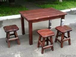 Продам бу столы для баров, пабов, ресторанов из дерева