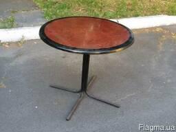 Продам бу столы для кафе, общепита
