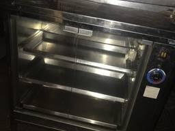 Продам бу витрину тепловую ОРЕСТ ВТ-3 для фаст фудов, кафе,