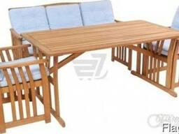 Продам буковый комплект мебели, покупал в Эпицентре за 12тыс