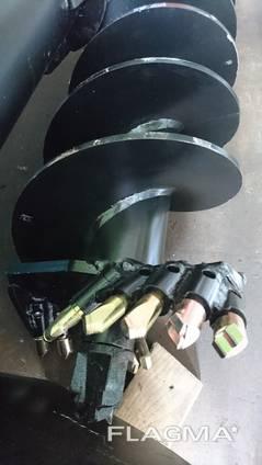 Продам Буровой шнек - забурник 400 мм Digga RC6-16-4-MFT
