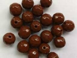 Продам бусы , браслеты из турмалиновых бусин ( новинка ).