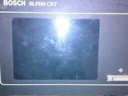 Продам ЧПУ BOSH Alfa CRT с контроллерами автоматики