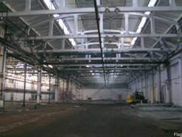 Продам в Чугуеве производственное помещение пл. 3300 кв. м