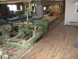 Продам деревообрабатывающую линию пр. Германи линия в Литве.