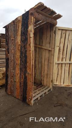 Продам деревянный строительный туалет