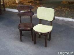 Продам деревянные бу стулья для кафе, баров