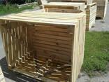 Продам деревьянные ящики, контейнеры. - фото 1