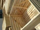Продам деревьянные ящики, контейнеры. - фото 2