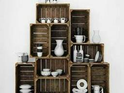 Ящики деревянные