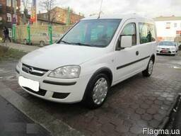 Продам детали кузова на Opel Combo
