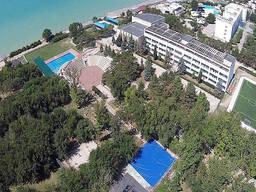 Продам действующий детский лагерь в Крыму