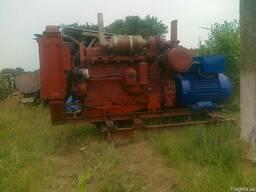 Продам дизель генератор А-01 100квт