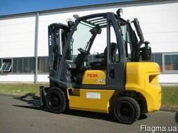 Продам дизельный погрузчик TCM FD25 E1 ( № 1514)